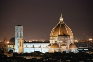 One classic destination: the Basilica di Santa Maria del Fiore, or the Duomo, in Florence