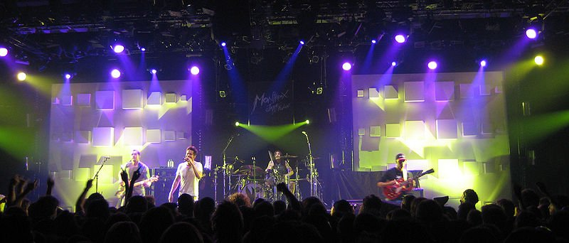 Autoslave performing at the Montreux Jazz Festival (Simon Jacquier/Wikimedia)