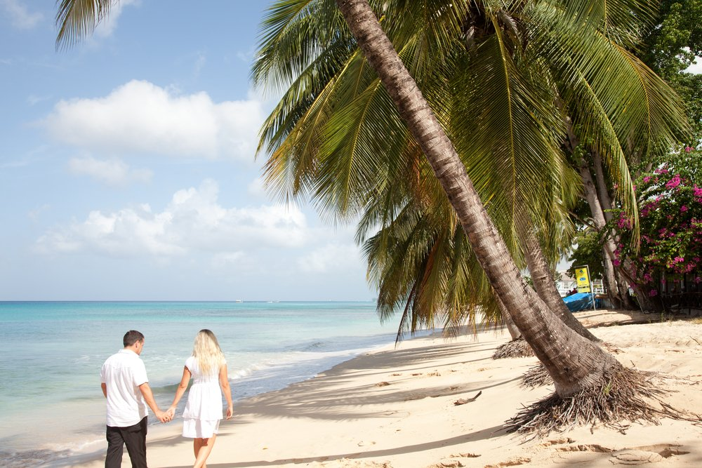 The calming white-sand beaches of Barbados are luring record numbers of 30-something travelers each year.