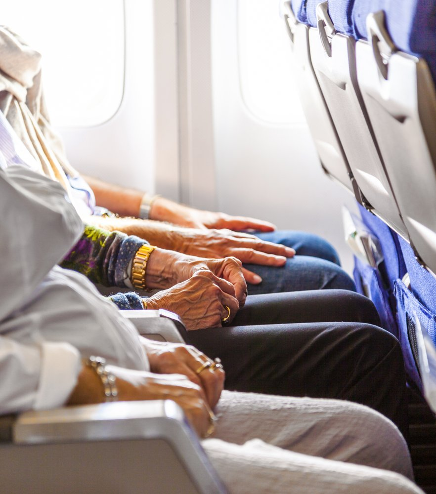 Too close for comfort? That's how many people who fly coach feel these days. That's the bad news. But there is also some good news—sites to help you find the most comfortable coach seats.