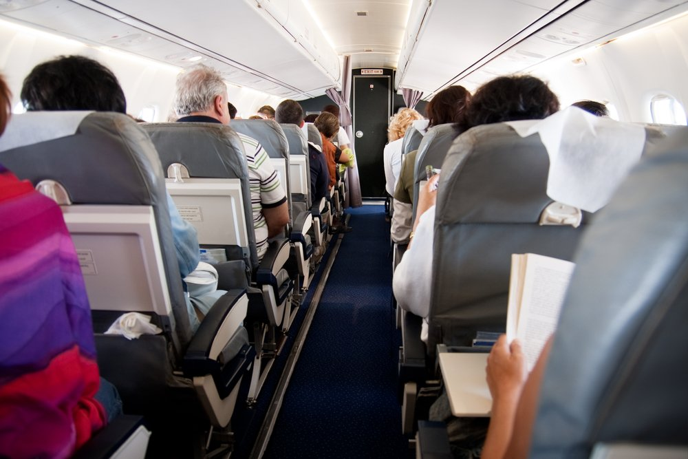 With people sharing such confined spaces, attention to etiquette is key to a good in-flight experience.
