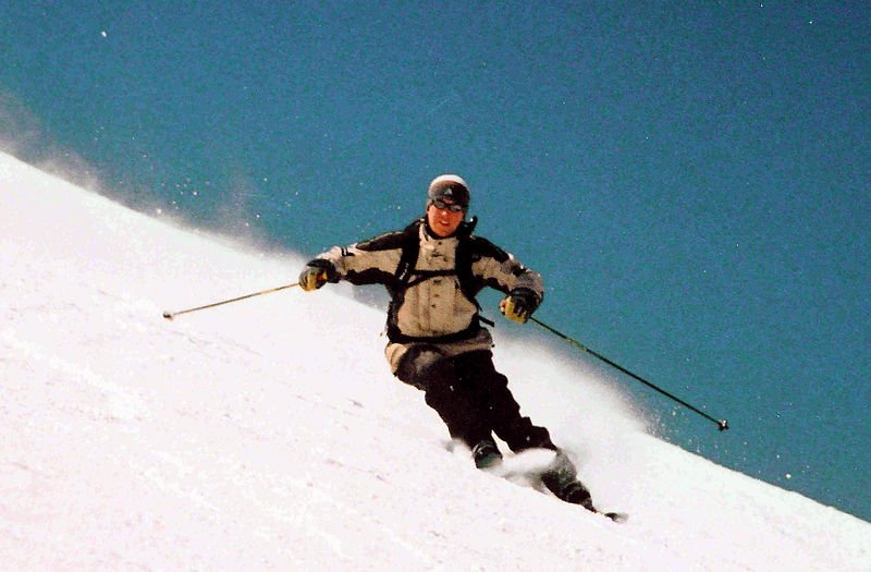 Planning a ski trip? More skiers are finding that travel insurance is a wise choice. (Wikimedia)