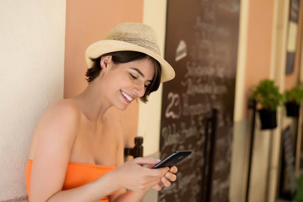 As soon as overseas travelers find a wifi space, chatting or video chatting with loved ones back home can be easy and—believe it or not—free.