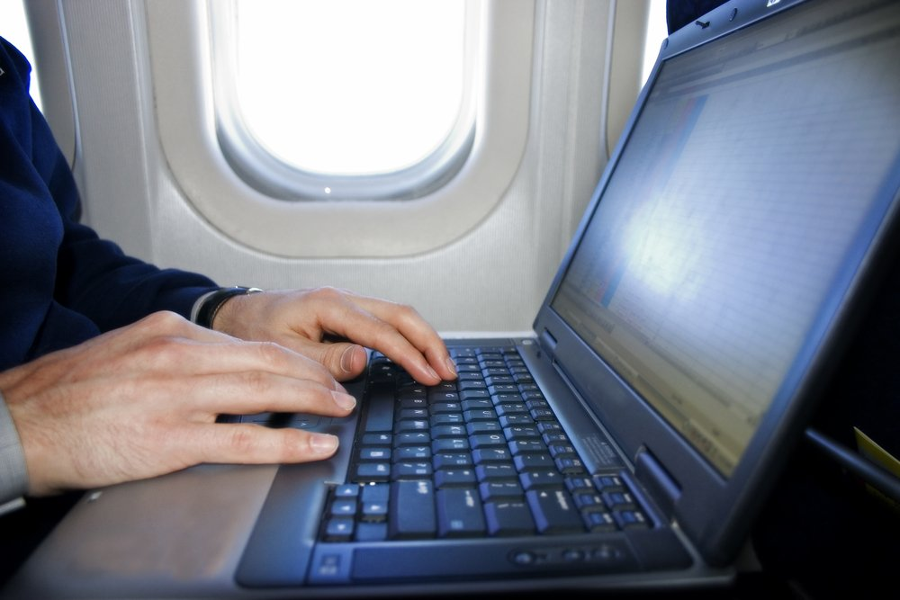 "Where in the world do people take their laptops and tablets these days? The answer is ""just about everywhere."" But, even if they are portable, these devices are not indestructible. Here are 8 tips to assure that they don't become casualties of travel."